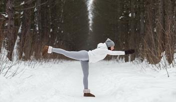 Festive Yuletide Stretch &  Yoga