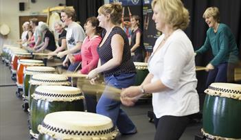 Taiko Weekend Retreat