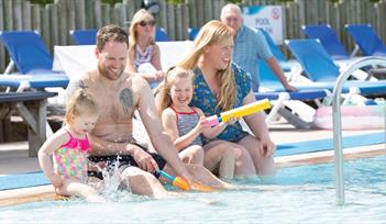 Make a splash at Beverley Holidays, Paignton, Devon