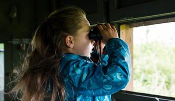 Bird watching for children 20 February (10am to 11am and 11am to 12noon)