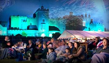 BSO Proms at Powderham Castle