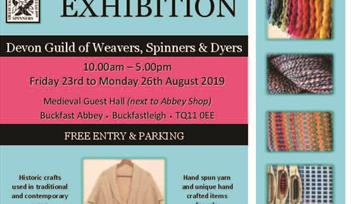 Exhibition-Weavers Spinners & Dyers