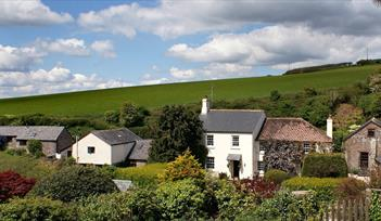 Dittiscombe Holiday Cottages, South Hams, near Dartmouth.