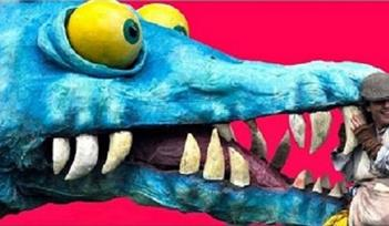 Princesshay Summer of Fun - Horace the Pliosaur