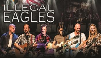 Exeter Corn Exchange - Illegal Eagles