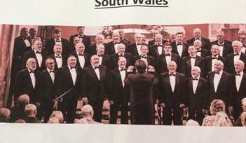 Torbay Police and Community Choir in concert with Beaufort Male Voice Choir from South Wales