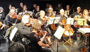 Dartmouth Orchestra - Late Summer Concert