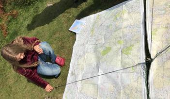 Map Reading Made Fun - for Children (October Half-Term)