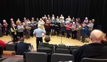 Kingsbridge Choral Workshop