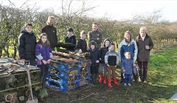 Wildlife gardening at Cranbrook