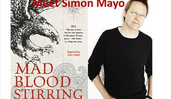 Book Launch with Simon Mayo