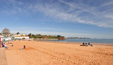Goodrington Sands Paignton