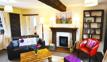 Lurcombe Luxury Cottage; The Mill