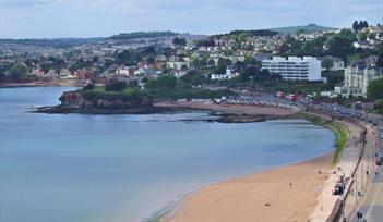 Torre Abbey Sands Torquay